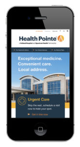 Urgent Care, Health Pointe, Holland, MI