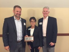 "Health Pointe receives ""Brick Award"""