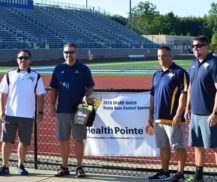 Health Pointe partners with Grand Haven Young Bucs Football program